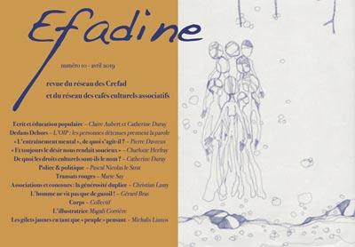 Efadine revue des cafés culturel